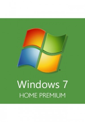 Windows 7 Home Premium CD-KEY(32/64 Bit)