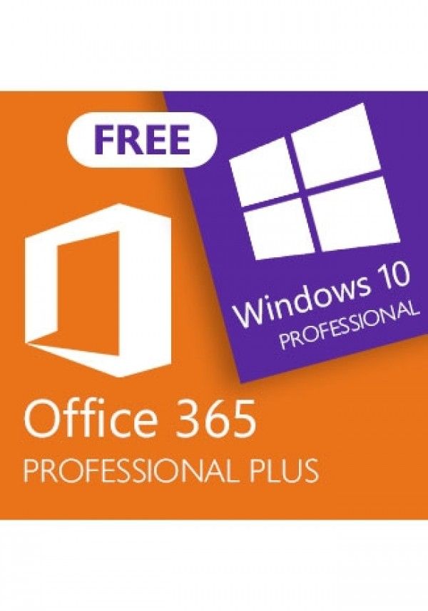 Office 365 Pro (+Windows 10 Pro for free)