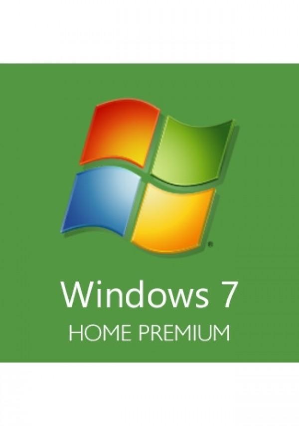 Windows 7 Home Pre Premium CD-KEY(32/64 Bit)