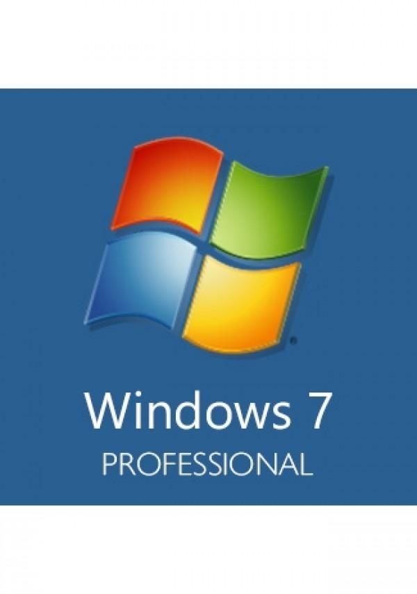 Windows 7 Pro Professional CD-KEY