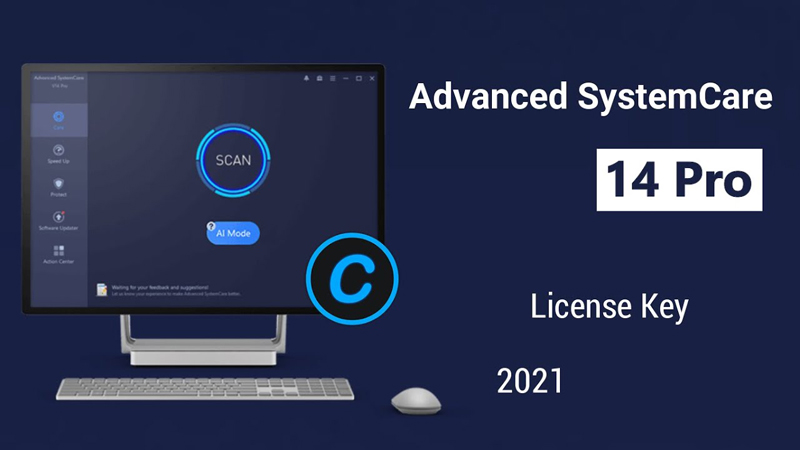 Advanced SystemCare 14 Pro - 1 PC 1 Year