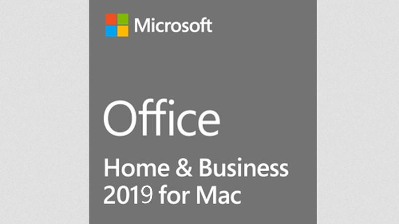 MS Office 2019 Home&Business Key for Mac
