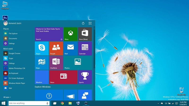windows 10 pro 1 pc